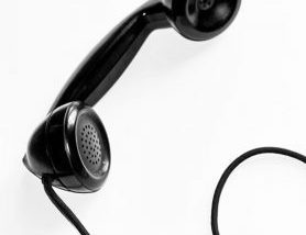 Telefon Sprechstunde für die Kumpelschule